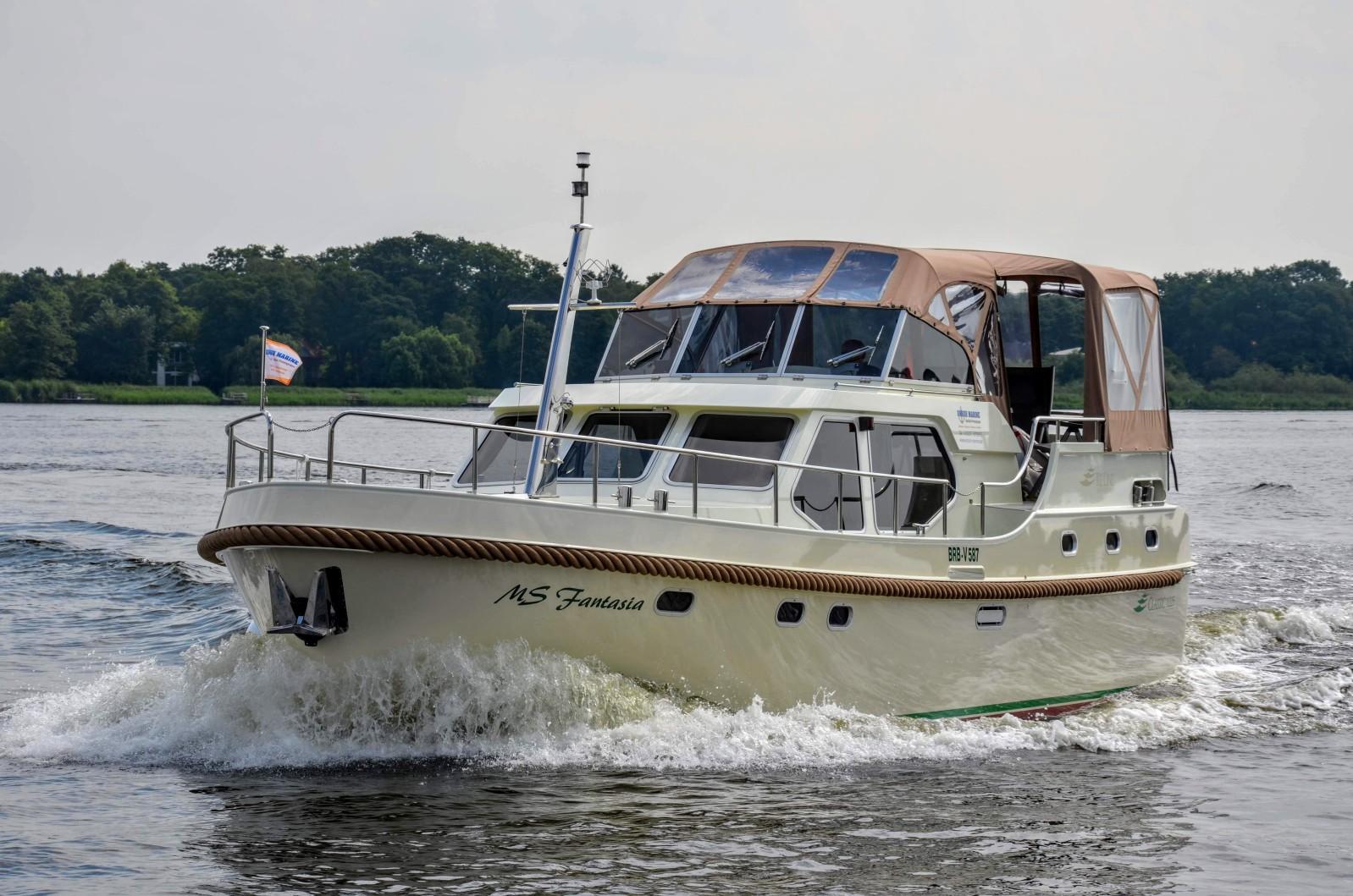 Yachtcharter Anklam